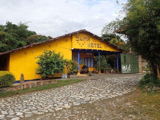Резултат с изображение за хотел Yuma Сан Августин