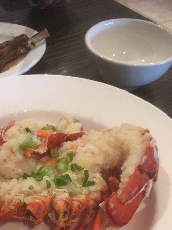 Hakkasan Bistro: Odourless lobster