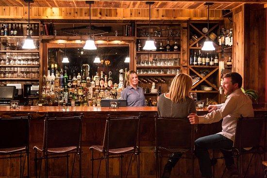 Rainbow Ranch Lodge Restaurant: Bar