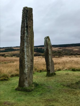 Machrie Moor Stone Circles: photo0.jpg