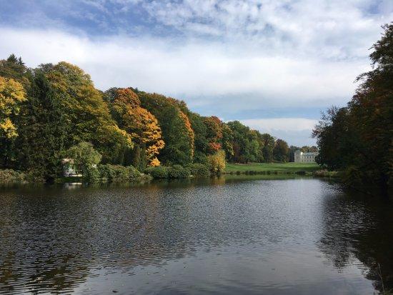 Lázne Kynzvart, สาธารณรัฐเช็ก: Zámecký park zámku Kynžvart