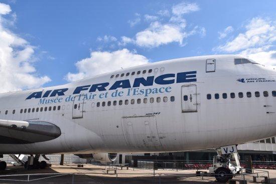 Le Bourget, France: Musée de l'Air et de l'Espace