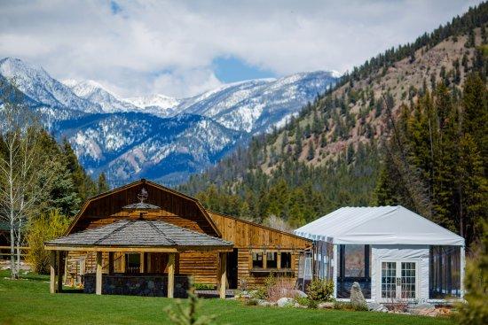 Rainbow Ranch Lodge Restaurant: Event Space