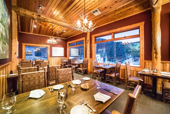 Rainbow Ranch Lodge Restaurant Big Sky Restaurant