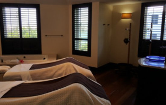 Newstead Spa & Salon: Couples Room