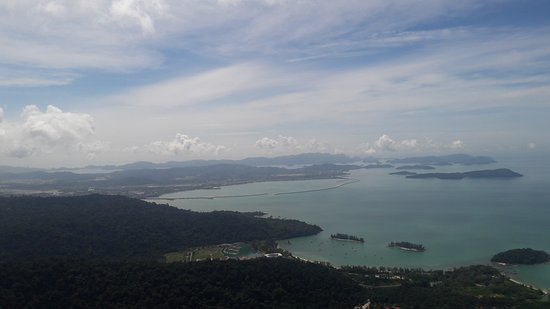Pine Ridge, KY: Panoramic view
