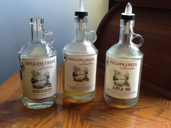 Leesville, Carolina del Sur: Whiskey, Honey, Apple Pie