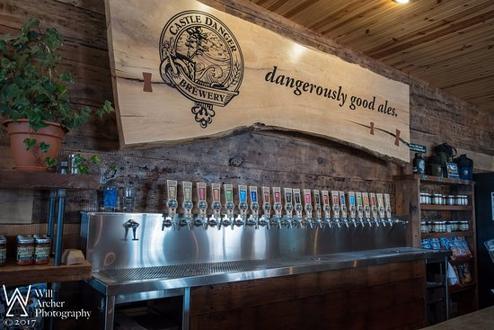 Two Harbors, MN: Lots of choice on tap