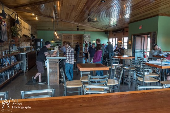 Two Harbors, MN: Inside the Taproom