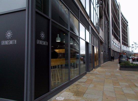 Restaurants Near Holiday Inn Manchester City Centre