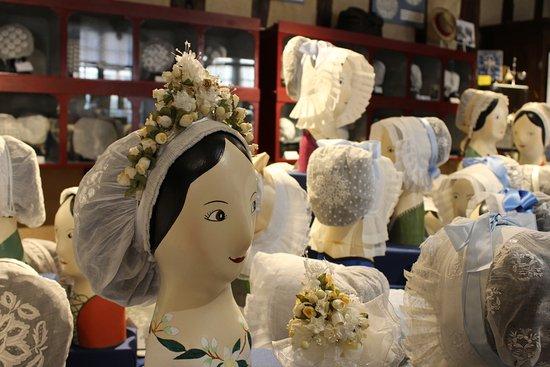 Fresnay-Sur-Sarthe, Francia: Musée de la coiffe - Vue générale