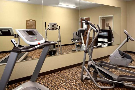 Aztec, NM: Exercise room