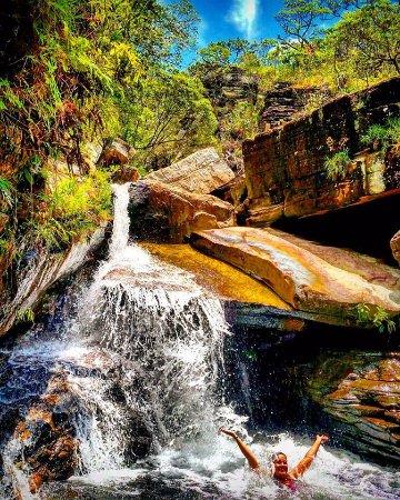 Cachoeira Grao Mogol