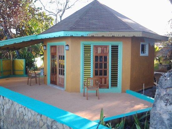 Xtabi Resort: Cottage #6 Cliff Side