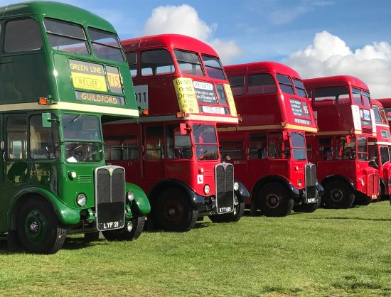 Canvey Island Transport Show