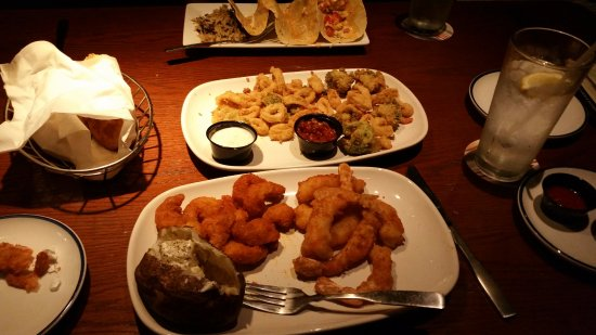 King of Prussia, PA: Dinner at Red Lobster