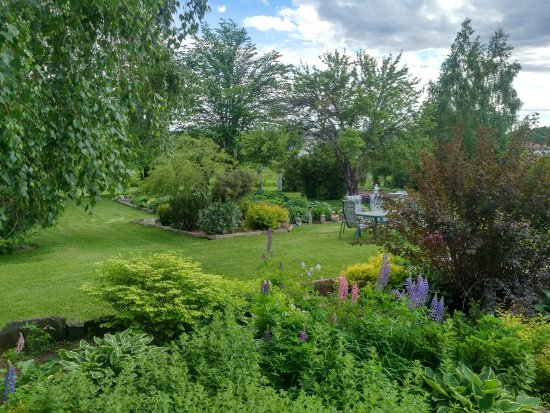 Sackville, Канада: Needed more time to explore the gardens!