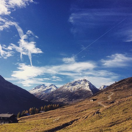 Sedrun, Switzerland: Tegia Las Palas