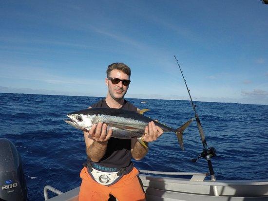 Black Pearl Charters: Endlich hat der Thunfisch angebissen...