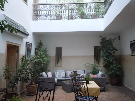Riad Princesse Jamila : Patio