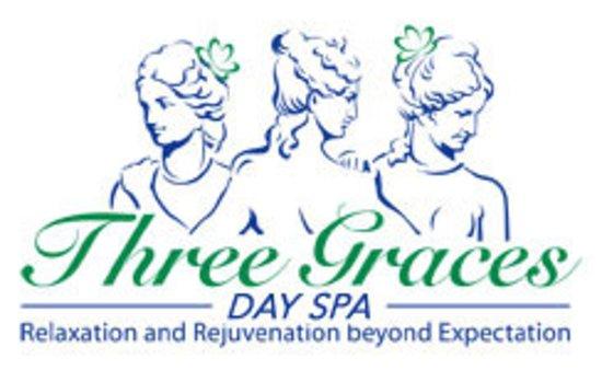 Newstead Spa & Salon: Three Graces Logo