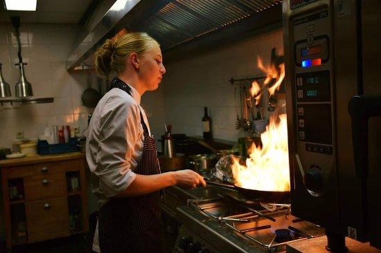 Dwingeloo, เนเธอร์แลนด์: Chef-in actie!