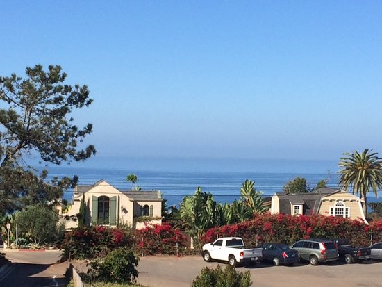 Del Mar, Kalifornien: view from our room.