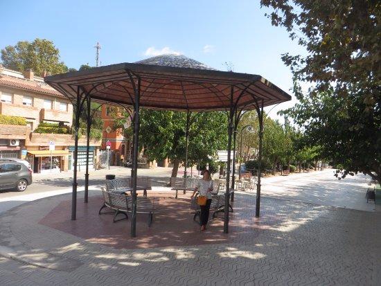 Sant Andreu de Llavaneres, Spania: Centro pequeño pero hermosamente tranquilo.