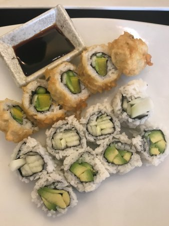 Arnold, MO: veggie rolls