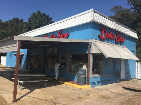 The Donut Shop: Amazing Burgers and Donuts