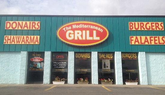 Welcome to The Mediterranean Grill - Taber! :)