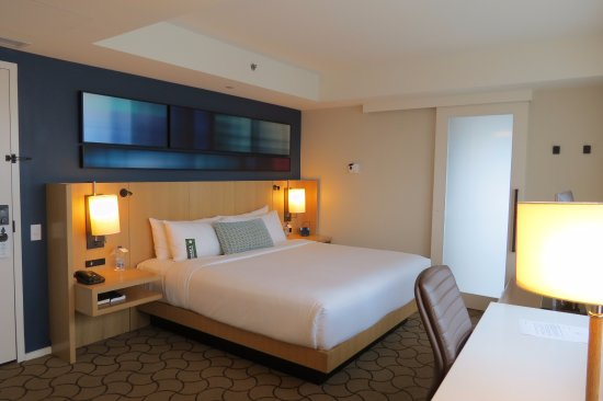 . Roomy  modern decor   Picture of Delta Hotels by Marriott Toronto