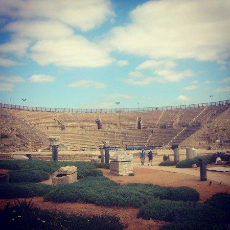 Caesarea National Park: Театр Ирода