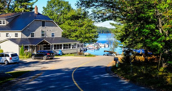 Algonquin Highlands, Canada: The Lodge