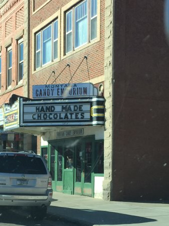 Red Lodge, MT: Candy Emporium