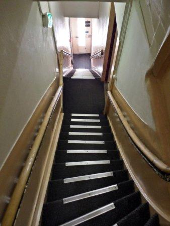 Hotel My Home: Trappor