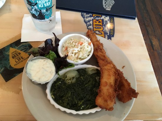 Greer, SC: The fish & chips