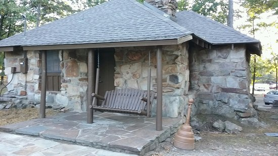 Morrilton, AR: CCC Cabin 1