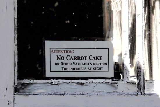 Coe Hill, Canada : Careful his sense of humour is addictive