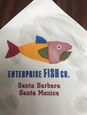 Enterprise fish co for Enterprise fish co santa monica