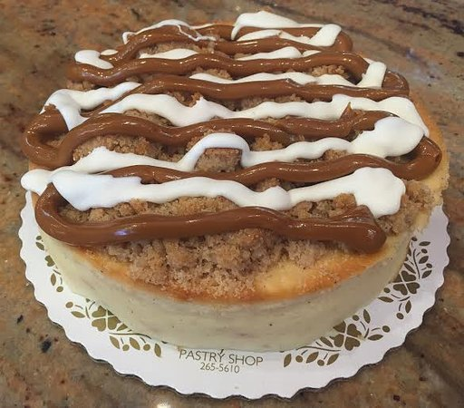 Smithtown, NY: Caramel Apple Cheese cake
