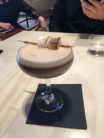 Glen Waverley, أستراليا: Peanutella Latte