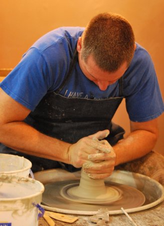 The Artist Box: Pottery Classes