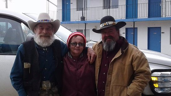 Deer Lodge, MT: Tom and Will and Me