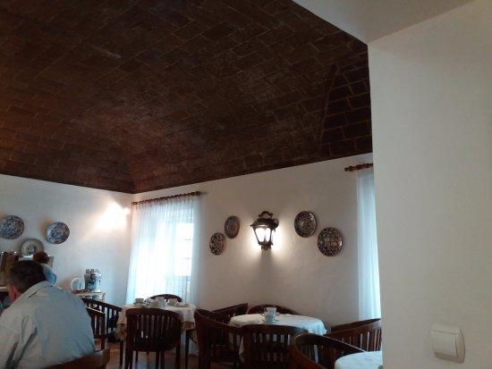 Hotel Riviera: La sala della colazione