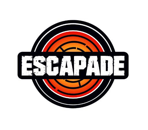 ‪‪Sheridan‬, ‪Wyoming‬: Escapade's updated logo, as of October 2017.‬