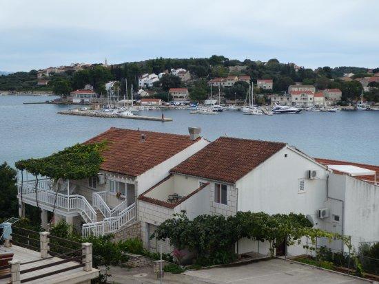 Лумбарда, Хорватия: View from our room
