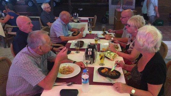 Mandalin Resturant: Best restaurant in icmeler
