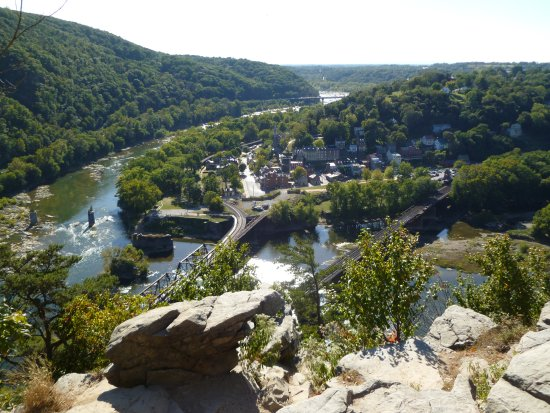 Your Reward !!  Harpers Ferry,WVA.