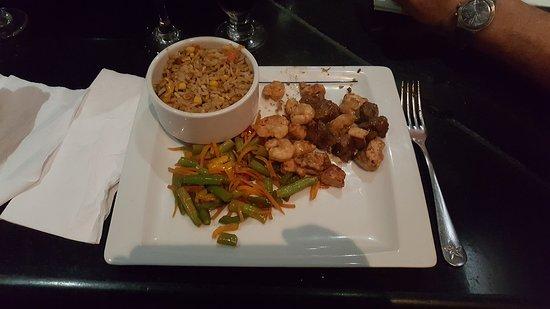 Iberostar Laguna Azul: cena restaurante chino